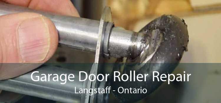 Garage Door Roller Repair Langstaff - Ontario