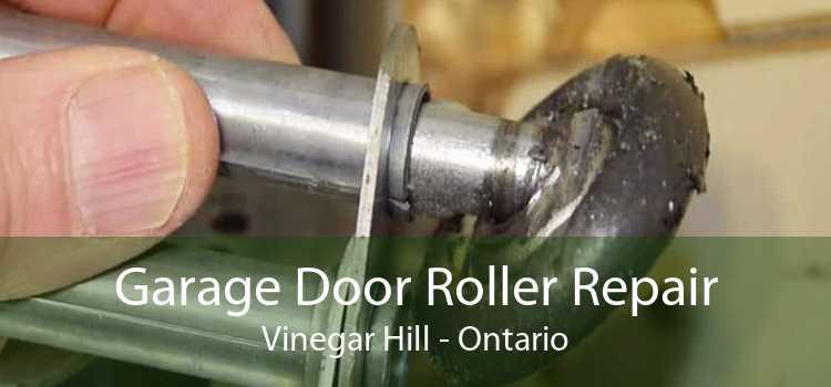 Garage Door Roller Repair Vinegar Hill - Ontario