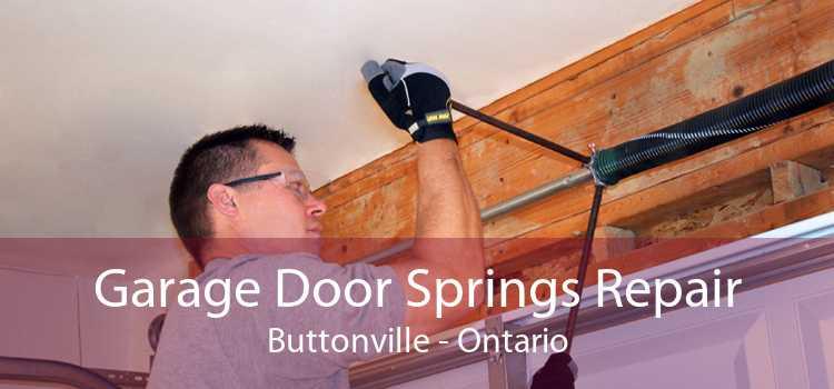 Garage Door Springs Repair Buttonville - Ontario