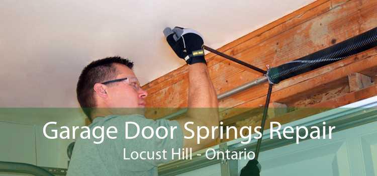 Garage Door Springs Repair Locust Hill - Ontario
