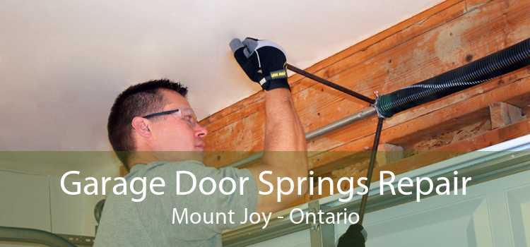 Garage Door Springs Repair Mount Joy - Ontario