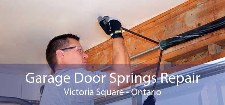 Garage Door Springs Repair Victoria Square - Ontario