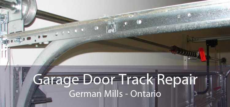 Garage Door Track Repair German Mills - Ontario