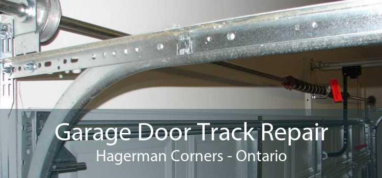 Garage Door Track Repair Hagerman Corners - Ontario