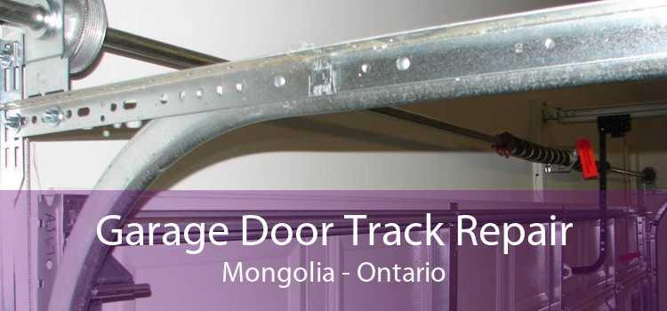 Garage Door Track Repair Mongolia - Ontario