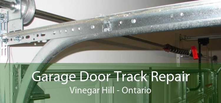 Garage Door Track Repair Vinegar Hill - Ontario