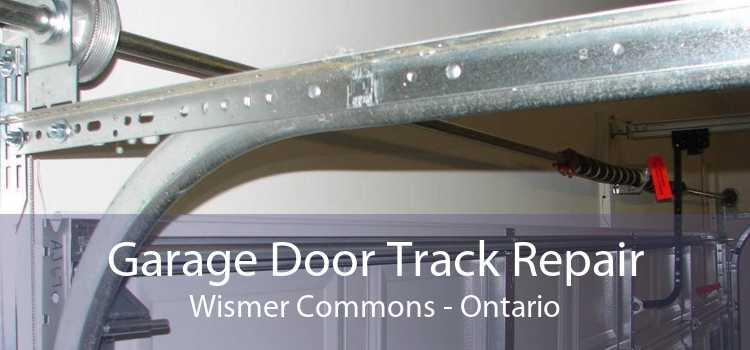 Garage Door Track Repair Wismer Commons - Ontario