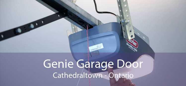 Genie Garage Door Cathedraltown - Ontario