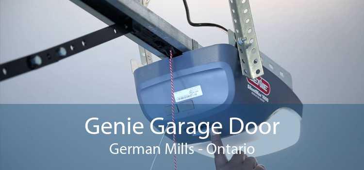 Genie Garage Door German Mills - Ontario