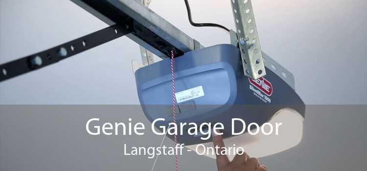 Genie Garage Door Langstaff - Ontario