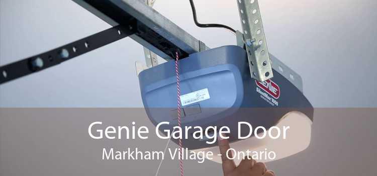 Genie Garage Door Markham Village - Ontario