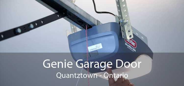 Genie Garage Door Quantztown - Ontario