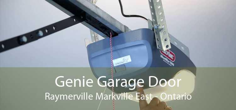 Genie Garage Door Raymerville Markville East - Ontario