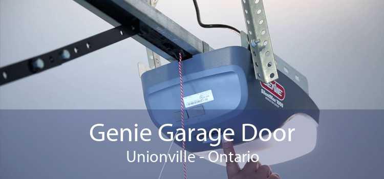 Genie Garage Door Unionville - Ontario