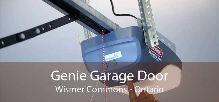 Genie Garage Door Wismer Commons - Ontario