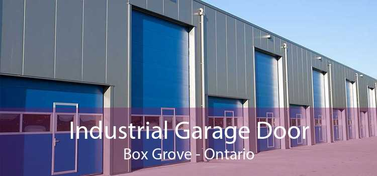 Industrial Garage Door Box Grove - Ontario