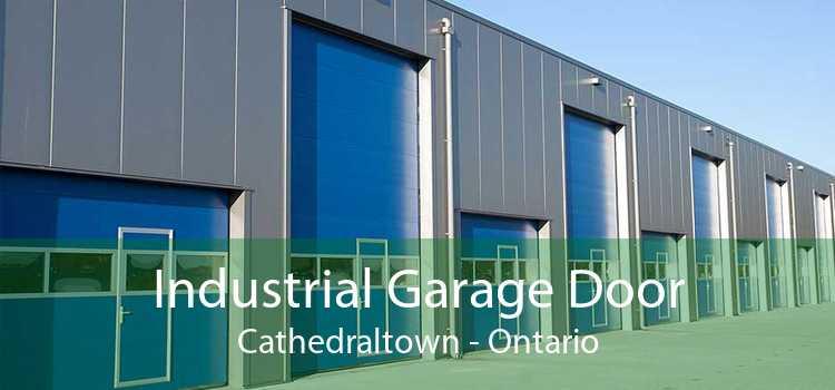 Industrial Garage Door Cathedraltown - Ontario