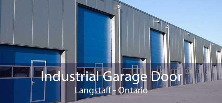 Industrial Garage Door Langstaff - Ontario