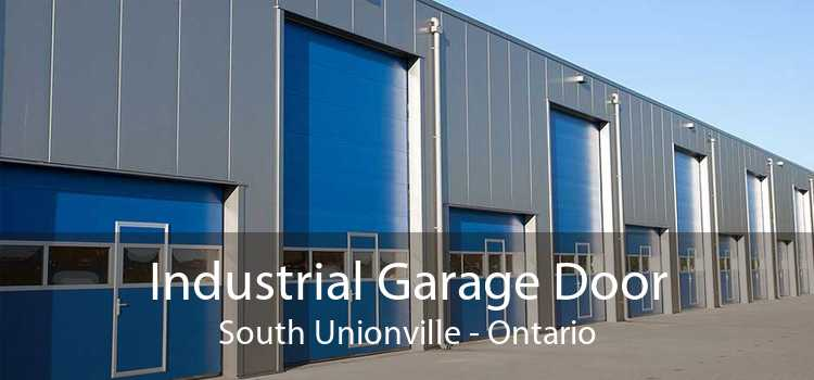 Industrial Garage Door South Unionville - Ontario