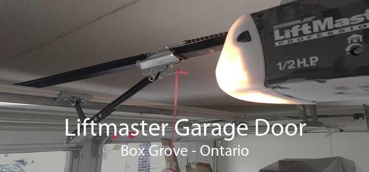 Liftmaster Garage Door Box Grove - Ontario