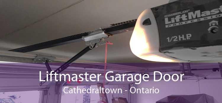 Liftmaster Garage Door Cathedraltown - Ontario