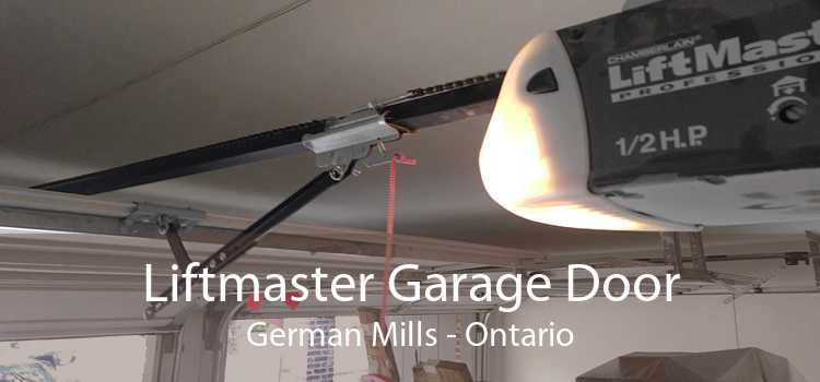 Liftmaster Garage Door German Mills - Ontario