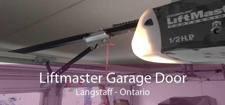 Liftmaster Garage Door Langstaff - Ontario