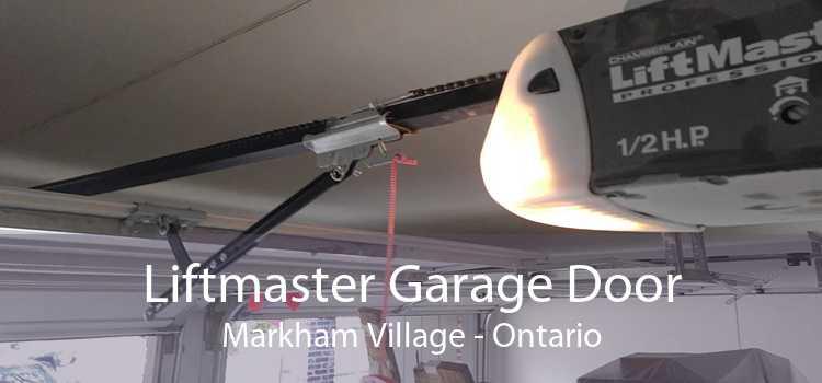Liftmaster Garage Door Markham Village - Ontario