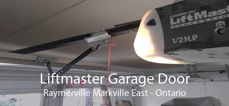 Liftmaster Garage Door Raymerville Markville East - Ontario