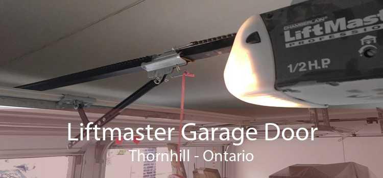 Liftmaster Garage Door Thornhill - Ontario