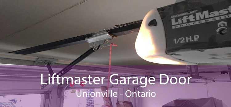 Liftmaster Garage Door Unionville - Ontario