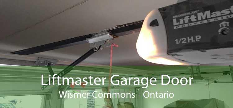 Liftmaster Garage Door Wismer Commons - Ontario