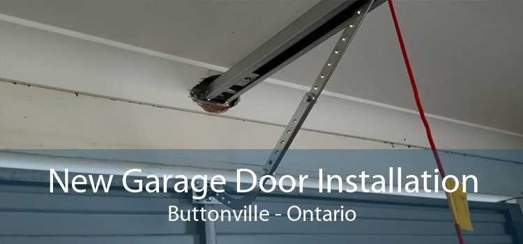 New Garage Door Installation Buttonville - Ontario