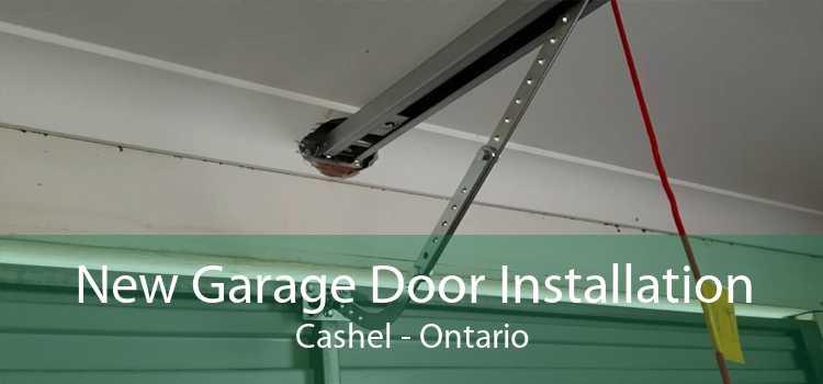New Garage Door Installation Cashel - Ontario