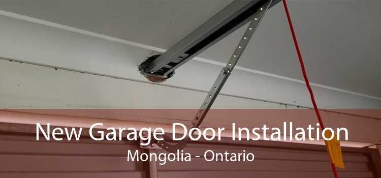 New Garage Door Installation Mongolia - Ontario