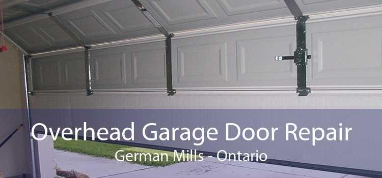 Overhead Garage Door Repair German Mills - Ontario