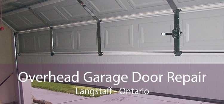 Overhead Garage Door Repair Langstaff - Ontario
