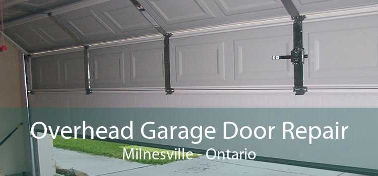 Overhead Garage Door Repair Milnesville - Ontario