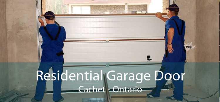 Residential Garage Door Cachet - Ontario