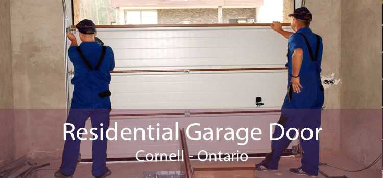 Residential Garage Door Cornell - Ontario