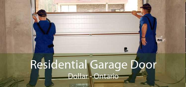 Residential Garage Door Dollar - Ontario