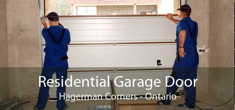 Residential Garage Door Hagerman Corners - Ontario