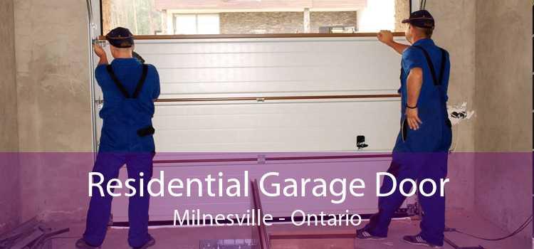 Residential Garage Door Milnesville - Ontario
