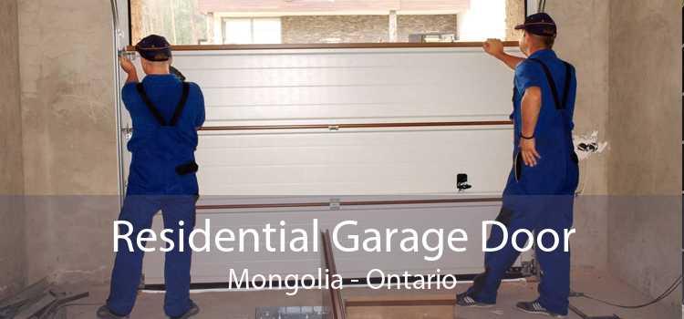 Residential Garage Door Mongolia - Ontario