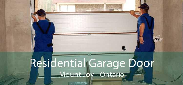 Residential Garage Door Mount Joy - Ontario