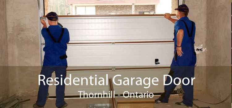 Residential Garage Door Thornhill - Ontario