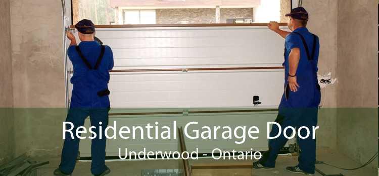 Residential Garage Door Underwood - Ontario