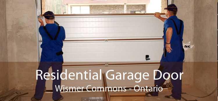 Residential Garage Door Wismer Commons - Ontario