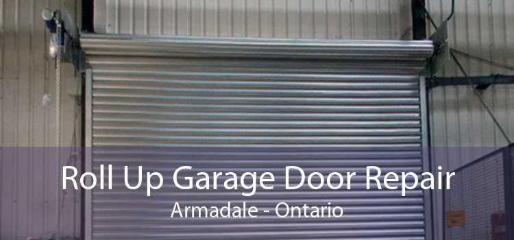 Roll Up Garage Door Repair Armadale - Ontario