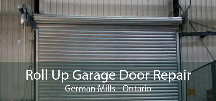 Roll Up Garage Door Repair German Mills - Ontario